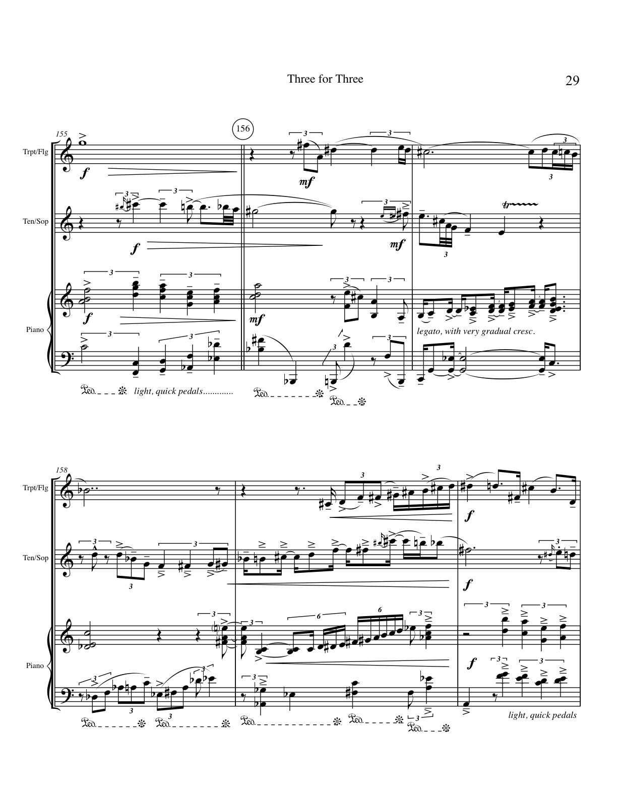 "International Trumpet Guild Review- ""Three for Three"" | Bob"