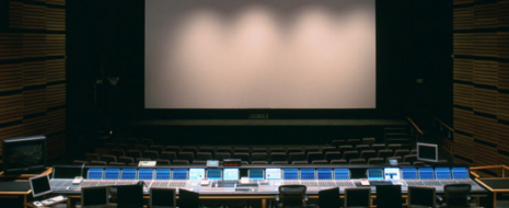 Sound Editing Theater