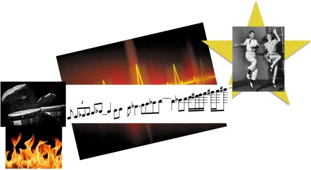 Rhythmic Scale Graphic